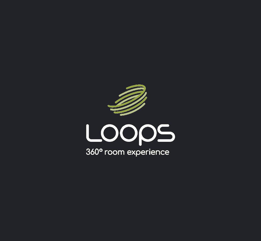 Logo brockschmidt loops 360° room experience 360
